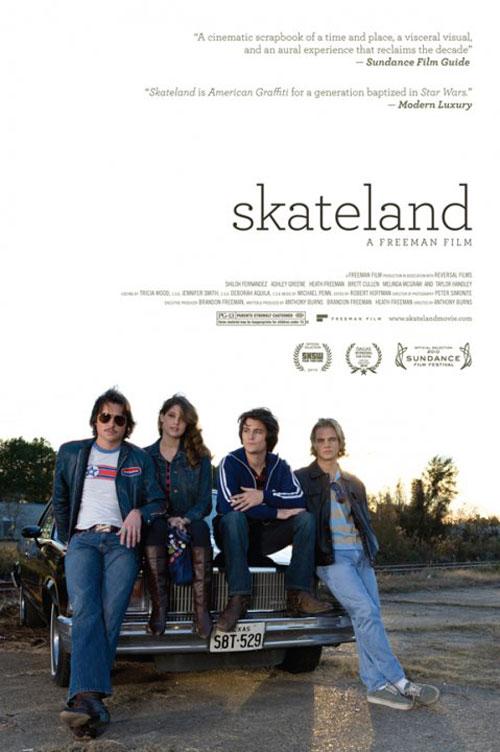 Skateland Poster