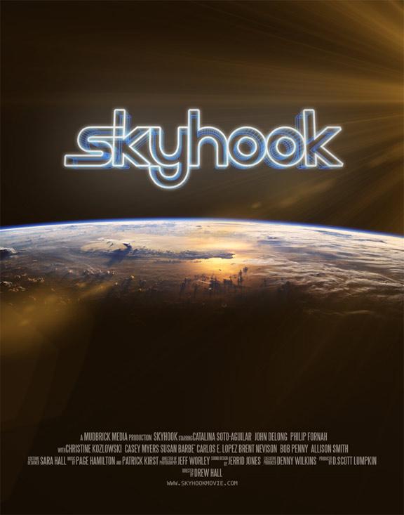 SkyHook Poster