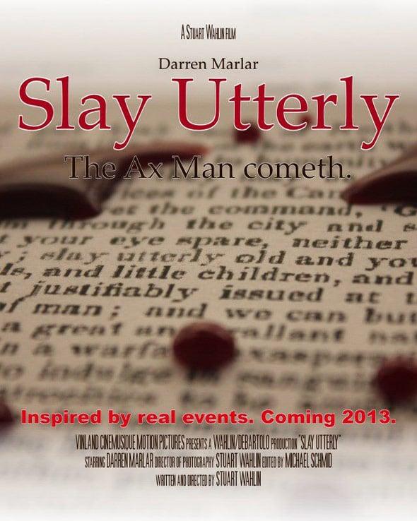 Slay Utterly Poster