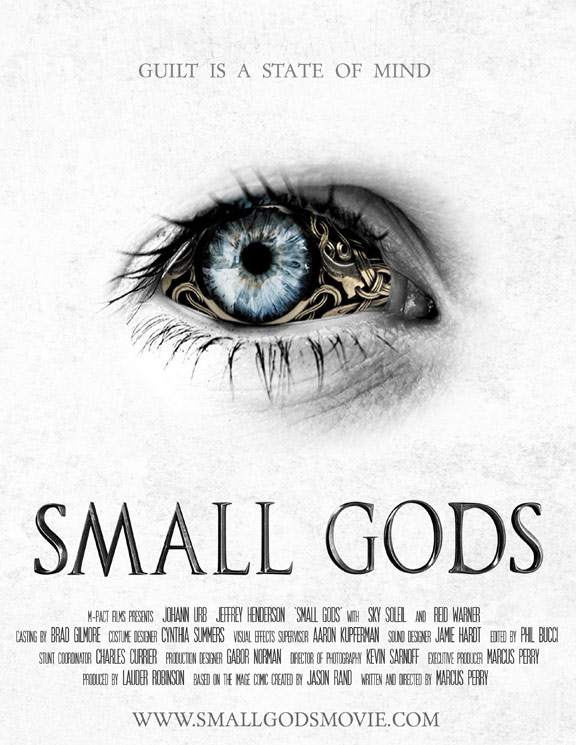 Small Gods Poster