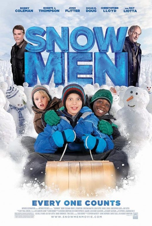 Snowmen Poster #2