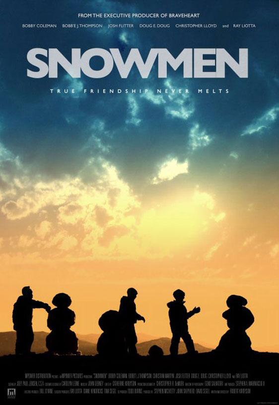 Snowmen Poster #3