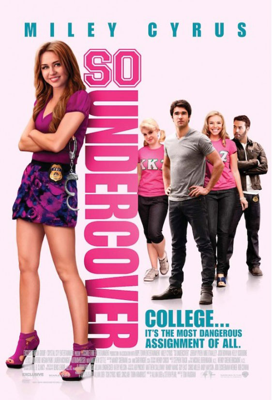 So Undercover Poster #2