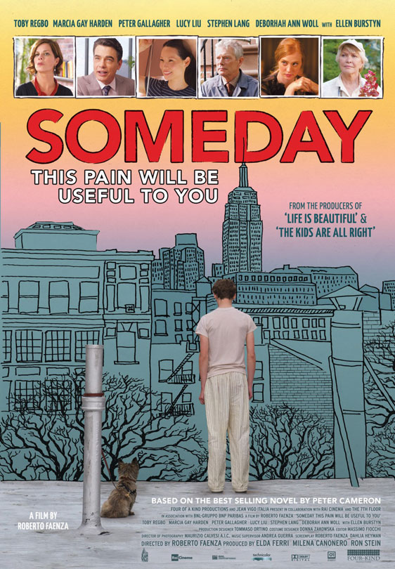 Someday This Pain Will Be Useful to You Poster #2