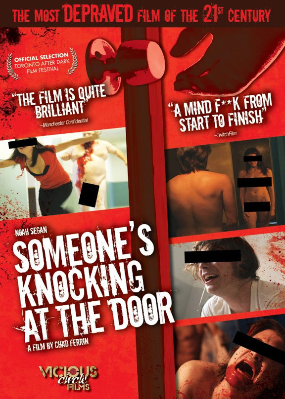 Someone's Knocking at the Door Poster