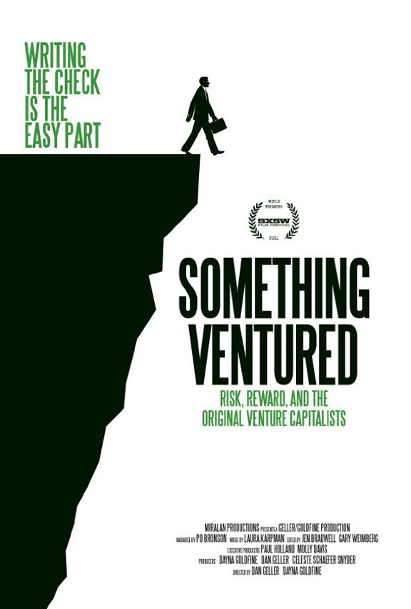 Something Ventured Poster #1