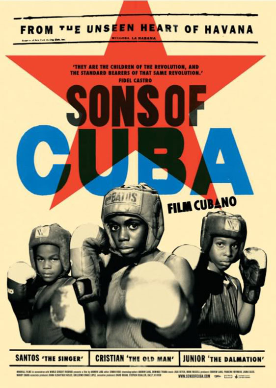 Sons of Cuba Poster