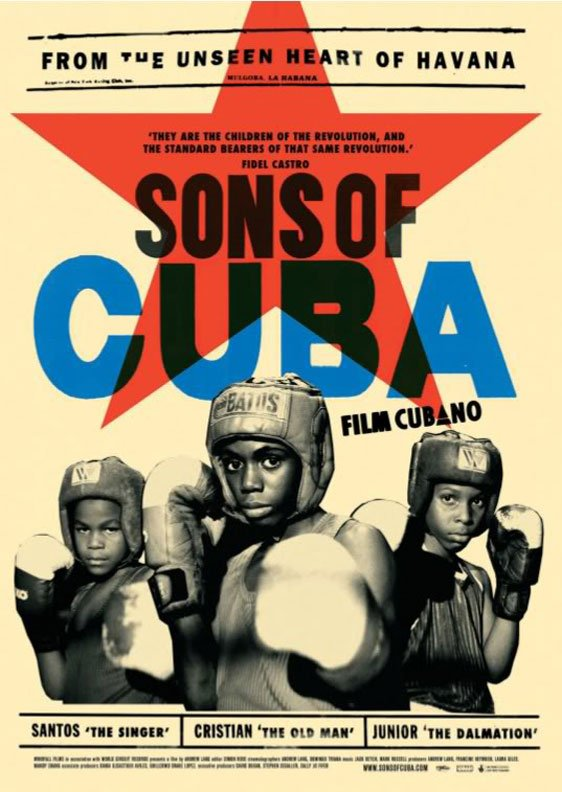 Sons of Cuba Poster #1