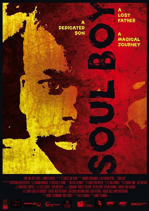 Soul Boy Poster #1