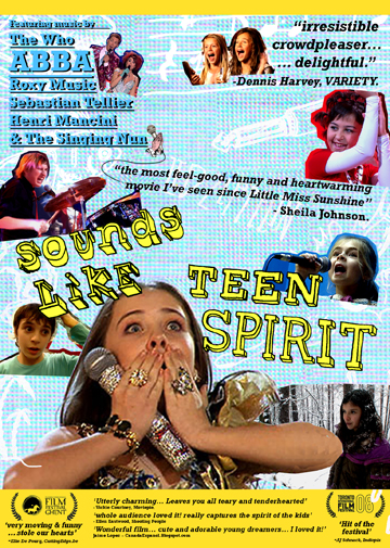 Sounds Like Teen Spirit Poster #2