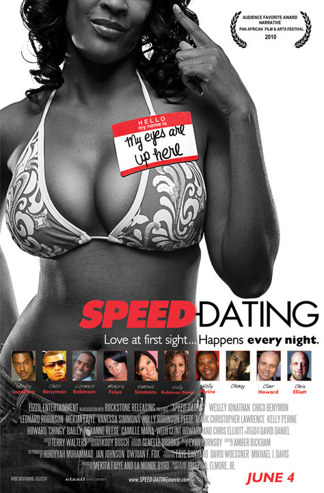 Speed-Dating Poster