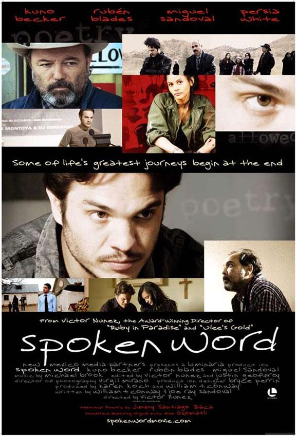 Spoken Word Poster #1
