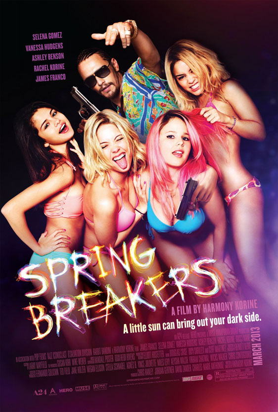Spring Breakers Poster #15