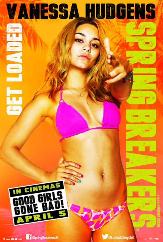 Spring Breakers Poster #18