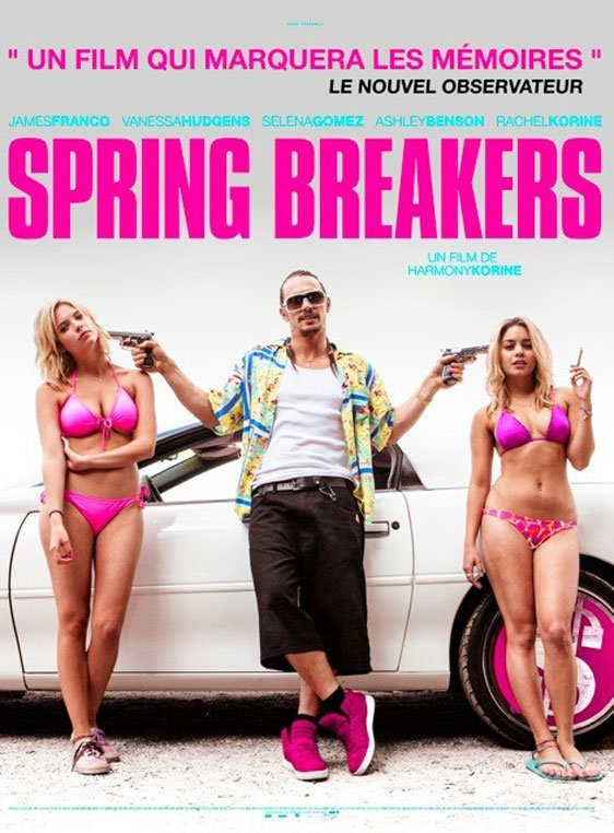 Spring Breakers Poster #23