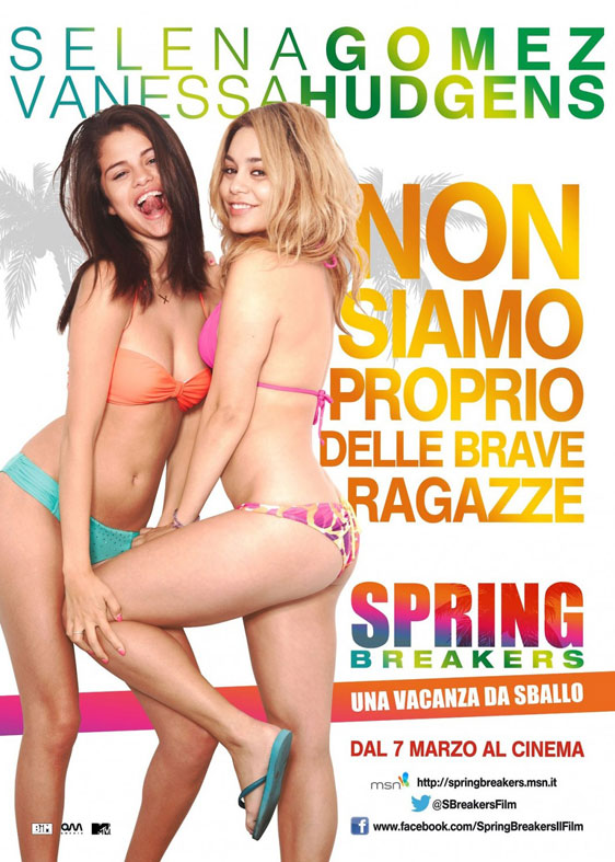 Spring Breakers Poster #4