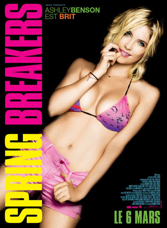Spring Breakers Poster #8