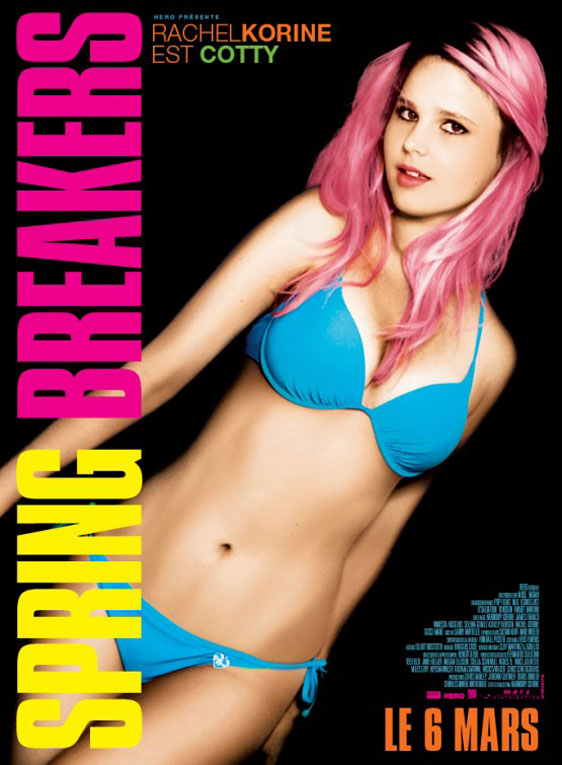 Spring Breakers Poster #9