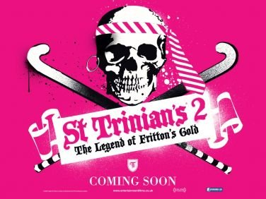 St Trinian's 2: The Legend of Fritton's Gold Poster #1