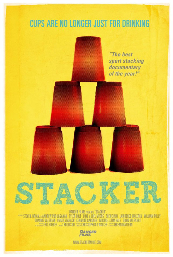 Stacker Poster #1