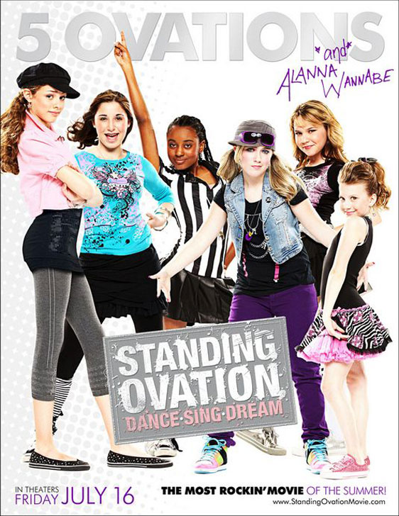 Standing Ovation Poster #2