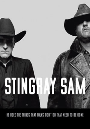 Stingray Sam Poster #2