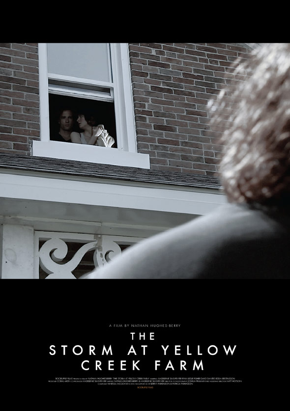 The Storm at Yellow Creek Farm Poster