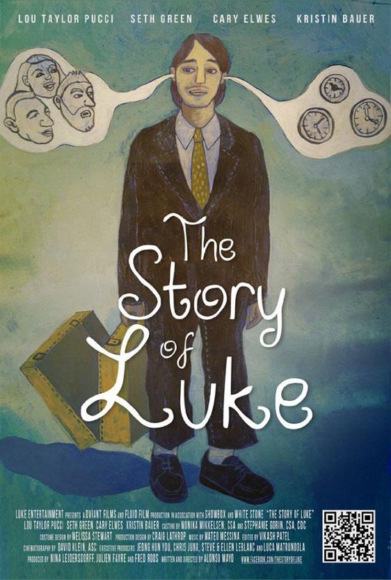 The Story of Luke Poster #2