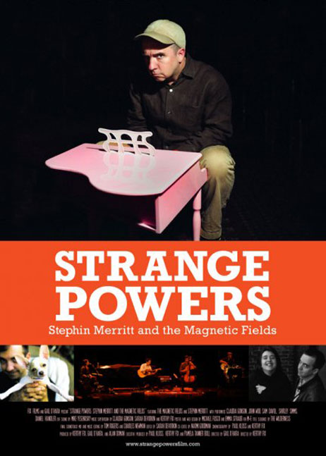 Strange Powers: Stephin Merritt and the Magnetic Fields Poster #1