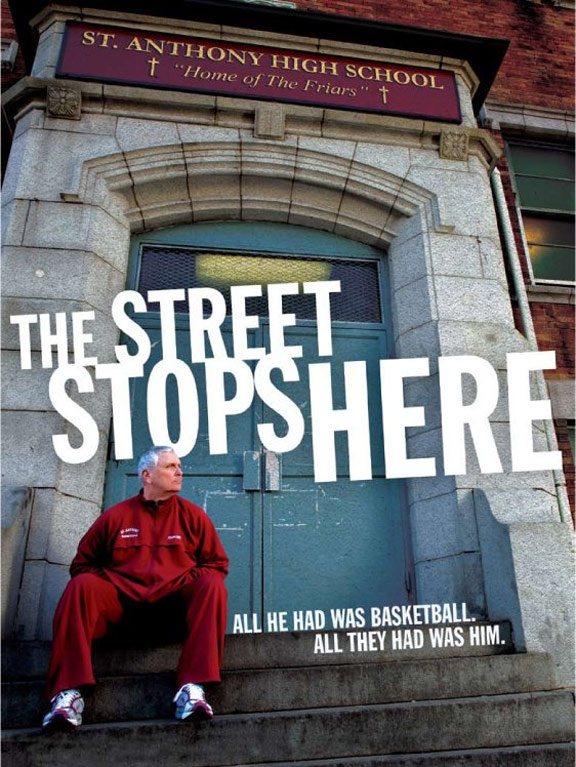 The Street Stops Here Poster