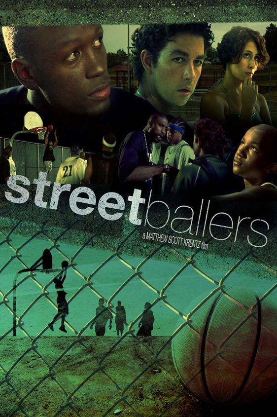 Streetballers Poster