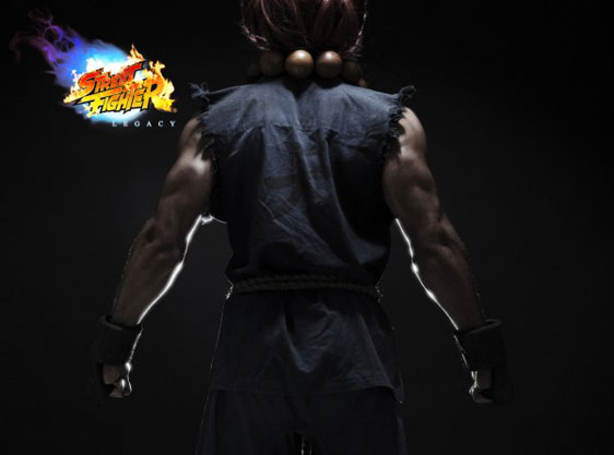 Street Fighter: Legacy Poster #1