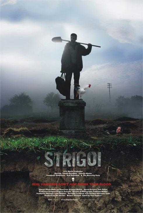 Strigoi Poster #1