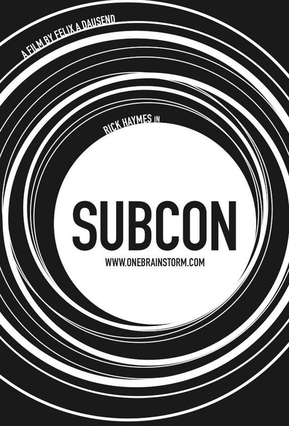 SubCon Poster