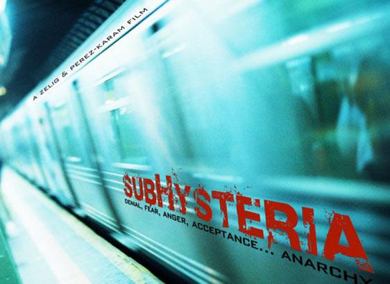 SubHysteria Poster #2