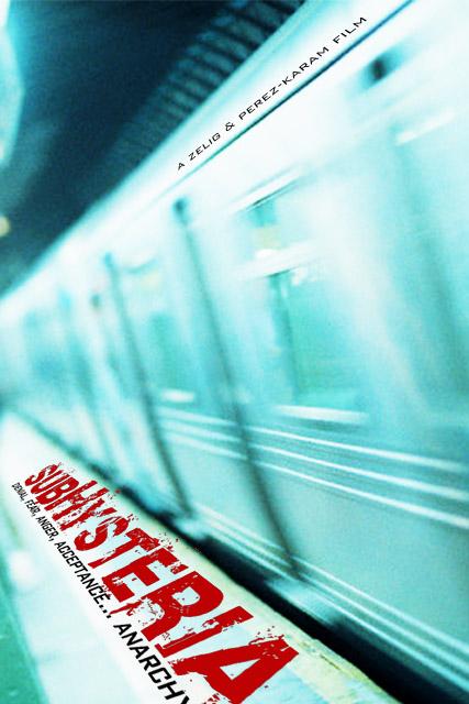 SubHysteria Poster