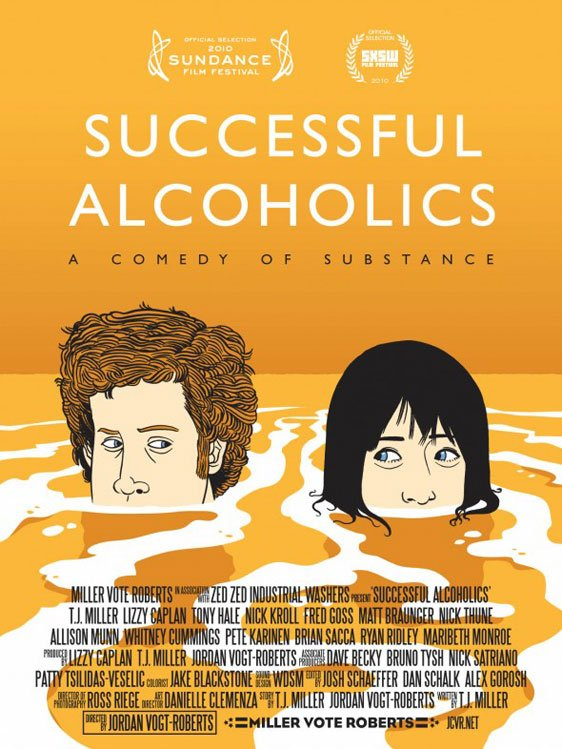 Successful Alcoholics Poster