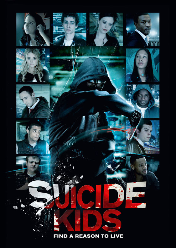 Suicide Kids Poster