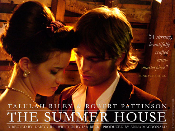 The Summer House Poster #1