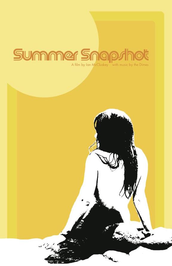 Summer Snapshot Poster
