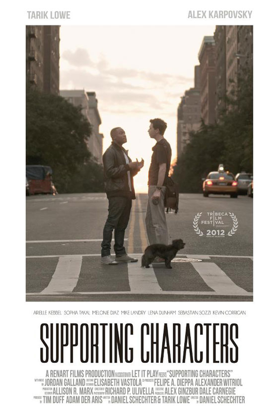 Supporting Characters Poster #1