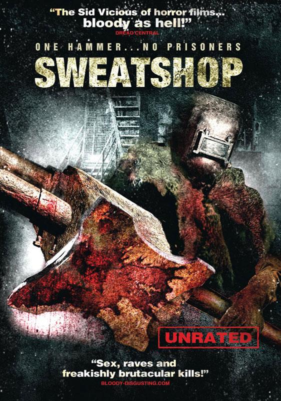 Sweatshop Poster #3