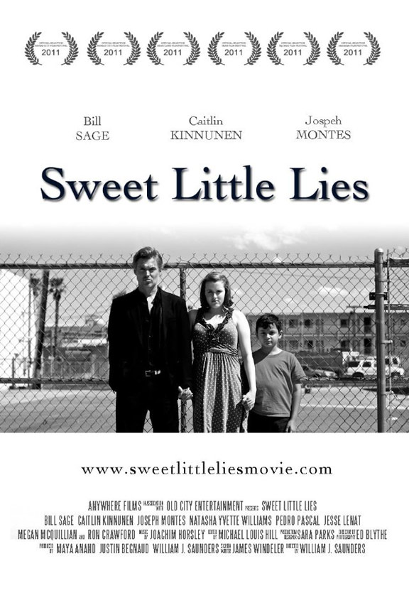 Sweet Little Lies Poster