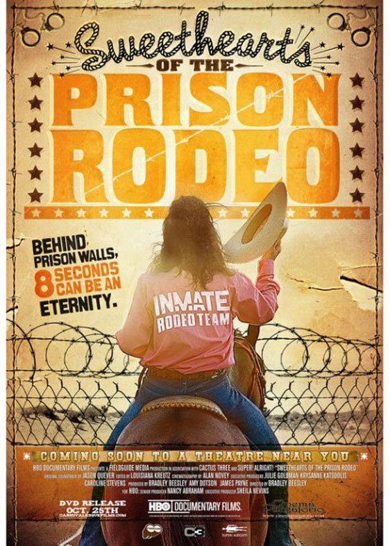Sweethearts of the Prison Rodeo Poster #1