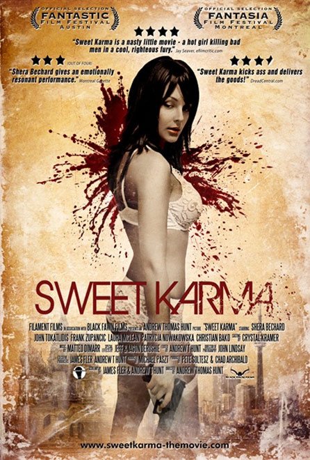 Sweet Karma Poster #2