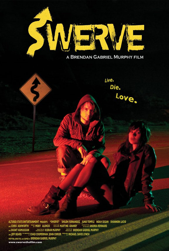 Swerve Poster