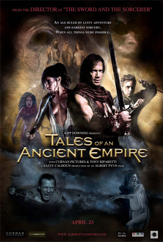 Tales of an Ancient Empire Poster #2