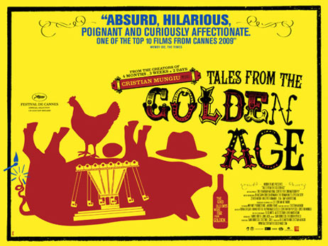 Tales from the Golden Age (Amintiri din epoca de aur) Poster
