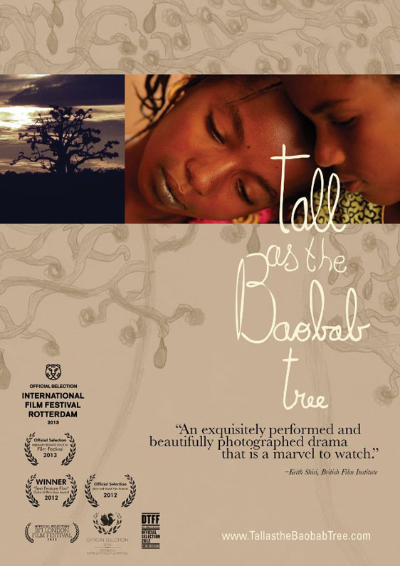 Tall as the Baobab Tree (Grand comme le Baobab) Poster