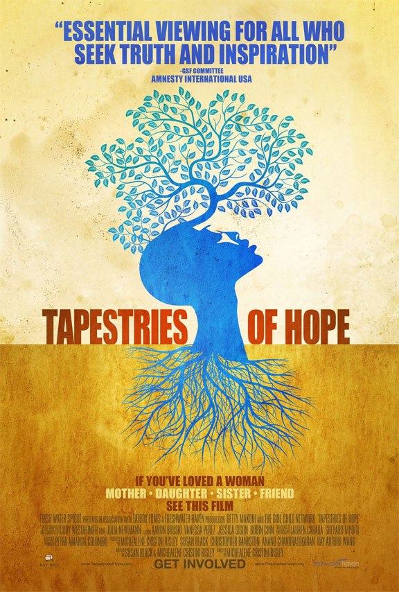 Tapestries of Hope Poster #1
